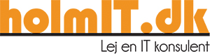 Holm IT logo